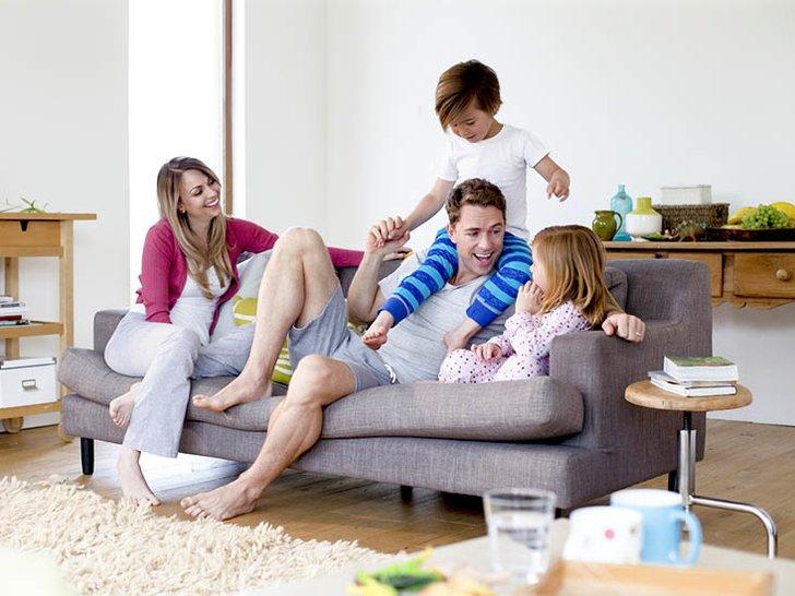 6 Cara Sederhana Membuat Suasana Rumah Lebih Bahagia