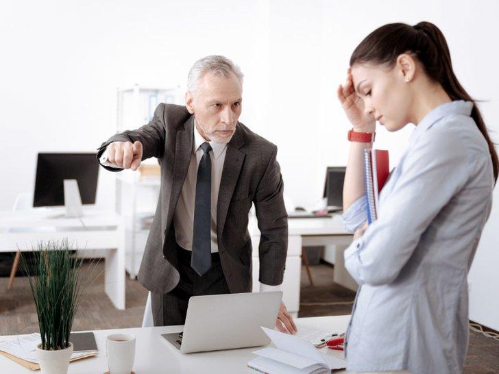 Bos Kamu Galak? Ternyata Ada Manfaat Punya Atasan Suka Ngomel