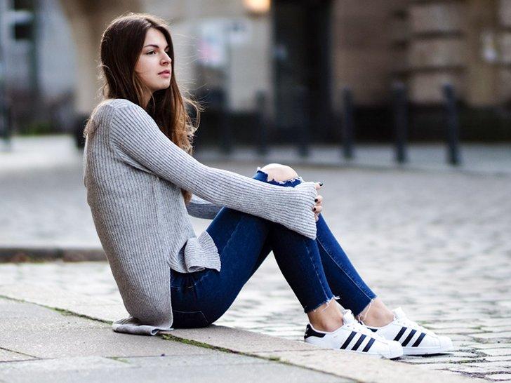 4 Cara Kekinian Memakai Adidas Superstar Lamamu