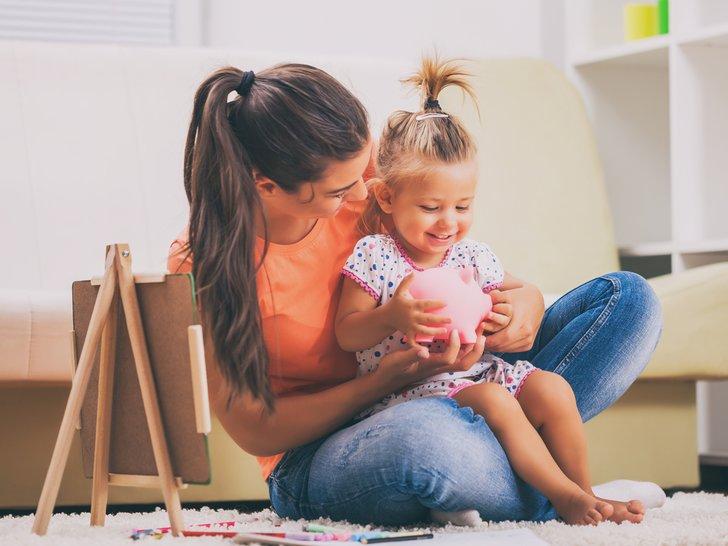 Kata Miliuner, Ini Cara Terbaik Menabung Saat Punya Anak