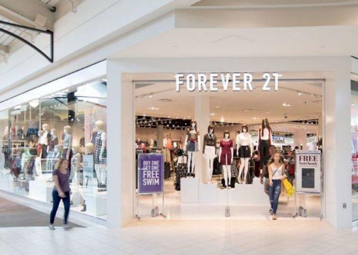 Forever 21 Minta Maaf karena Kirim Makanan Diet ke Pelanggan