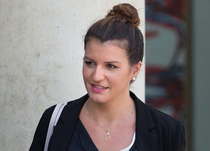 Marlène Schiappa, Menteri Prancis yang Mengaku Sapioseksual
