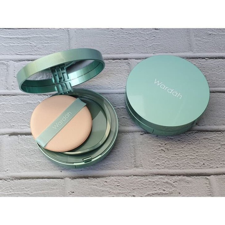 Review Wardah Exclusive Flawless Cover Cushion, Cushion Ring