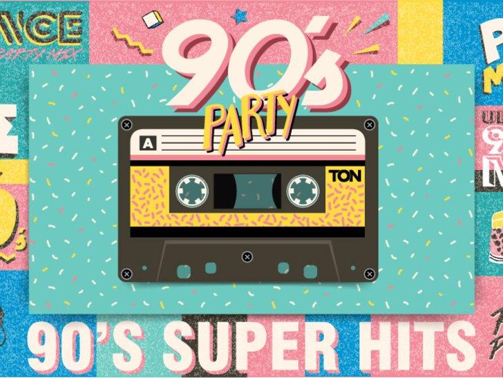 8 Lagu 90an yang Paling Nge-hits Pada Masanya