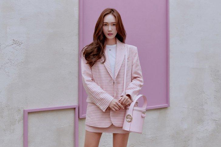 5 Outfit Kantor Terbaik Ala Jessica Jung, Super Trendi!