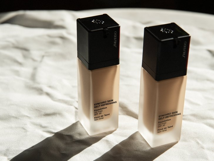 Review: Shiseido Synchro Skin Self-Refreshing Liquid