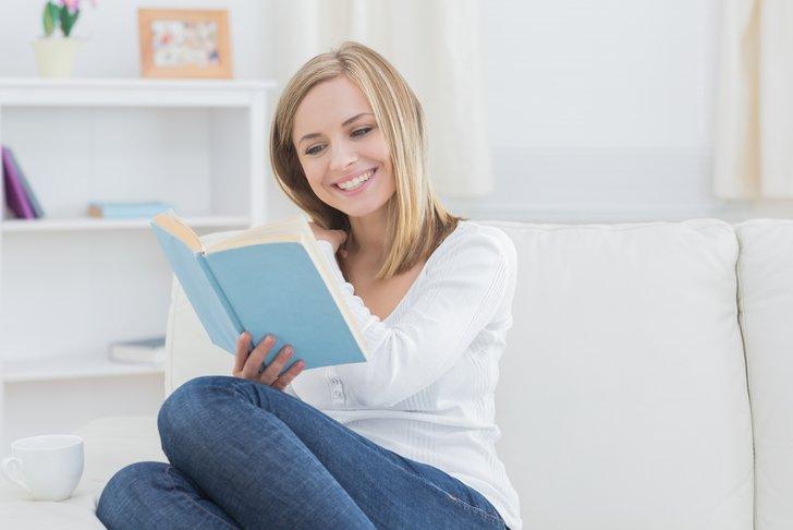 Ini Kenapa Perempuan Lebih Sering baca Novel Dibanding Pria