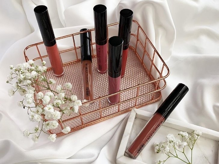 In-Depth Review Implora Urban Lip Cream Matte