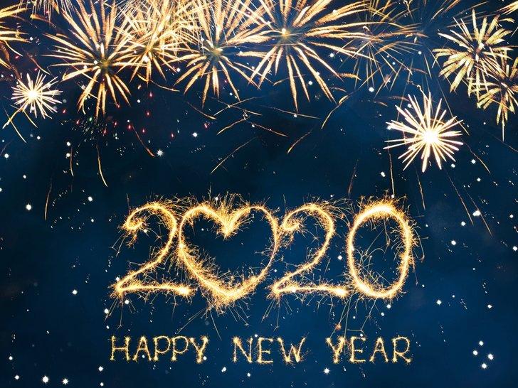 Selamat Tahun Baru 2020! Ini 12 Ide Ucapan untuk Medsos Kamu