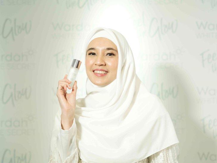 Dhini Aminarti Resmi Menjadi Brand Ambassador Terbaru Wardah
