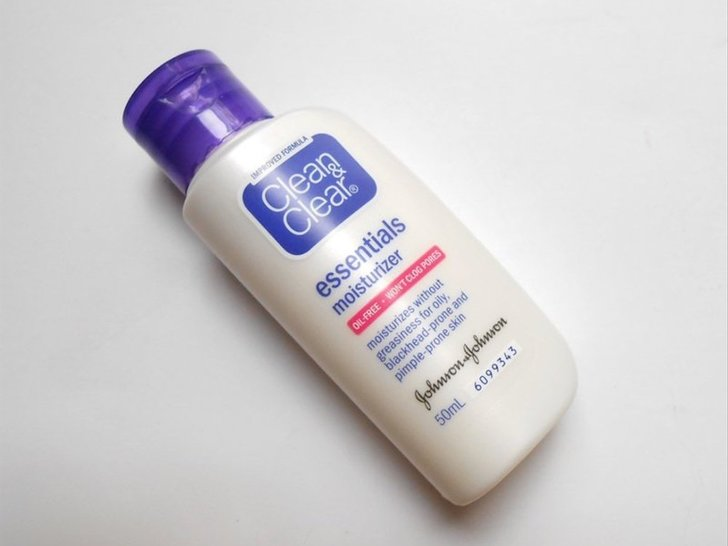 Review Clean & Clear Essentials Moisturizer