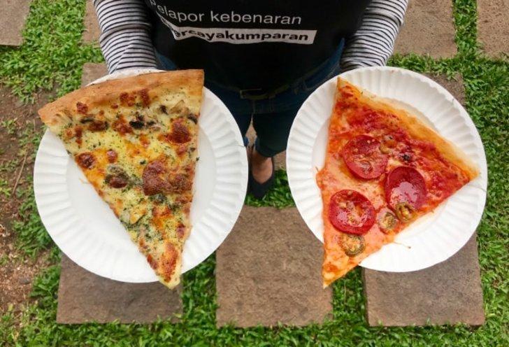 Ini 5 Rekomendasi Pizza Terenak Di Jakarta! Gak Ada Lawan!